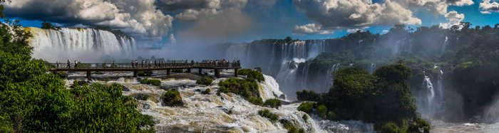 Iguazu Falls Tour Packages From Buenos Aires