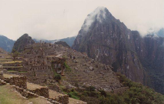 Machu Picchu, 1980s, Peru