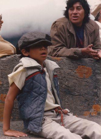 Machu Picchu back in the day