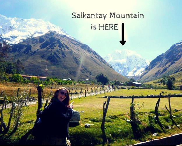 Salkantay Trek to MaPi
