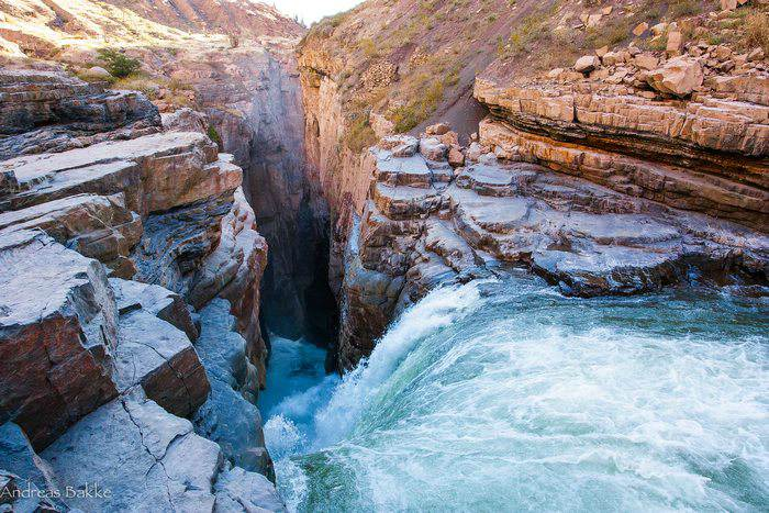 Sipia waterfall