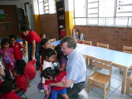 Volunteering in Lima