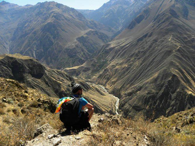 adventure into cotahuasi canyon