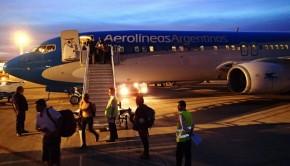 flights in Argentina