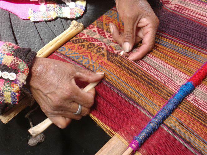 Andean-Textiles