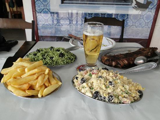 Traditional Brazilian barbeque at Braseiro da Gavea in Rio de Janeiro