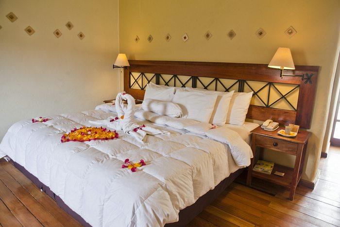 Colca Lodge matrimonial suite