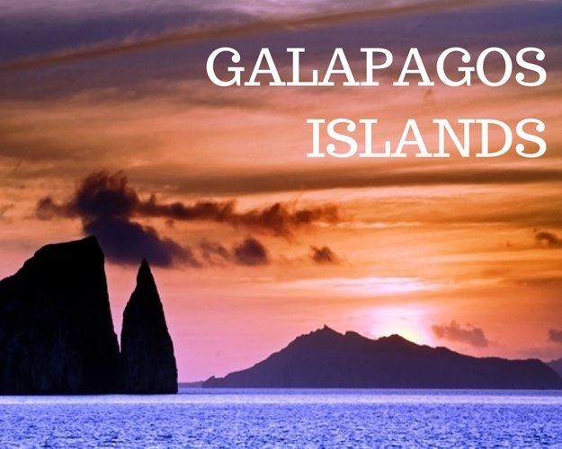 GALAPAGOS ISLANDS (1)