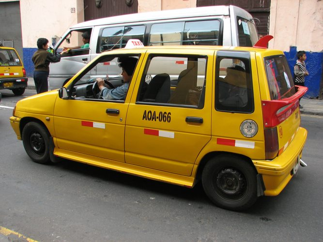 Lima Airport Rental Car