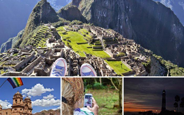 The beauty of Peru