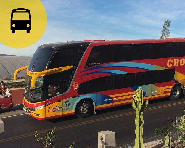 bus to Cusco