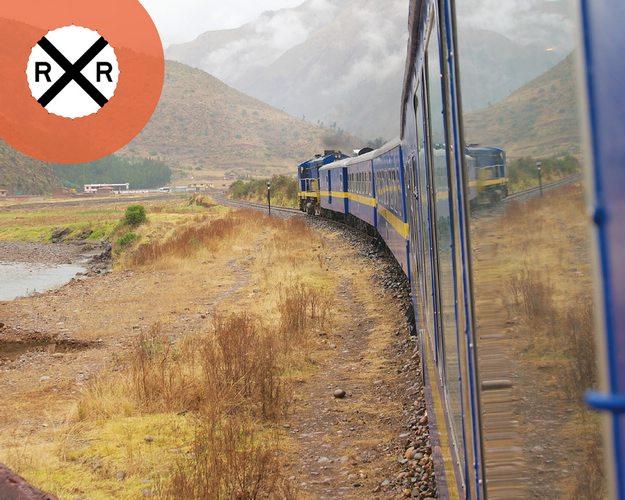 train to Cusco