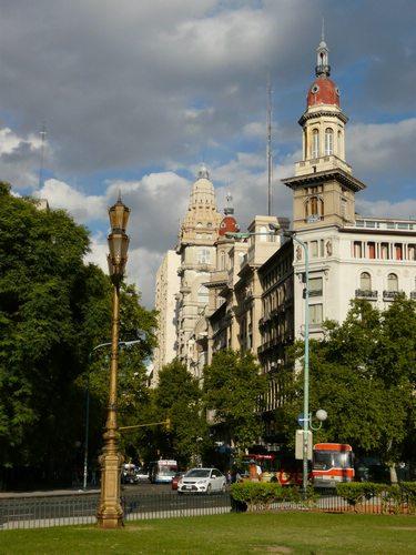 Avenida de Mayo Buenos Aires Argentina