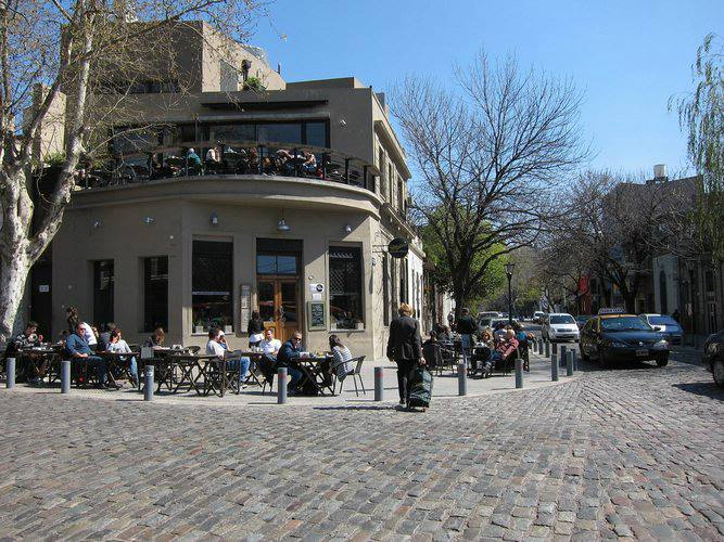Sunday brunch at plaza serrano palermo