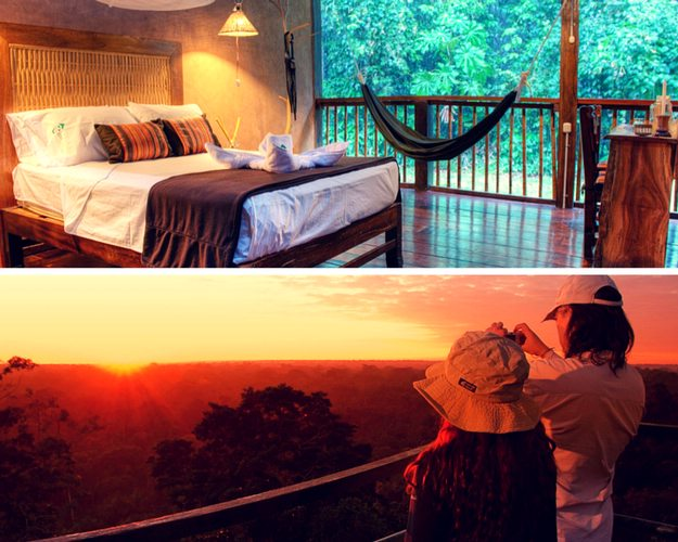 Posada Amazonas, 2015 Peru's Top Hotel Awards, Peru For Less