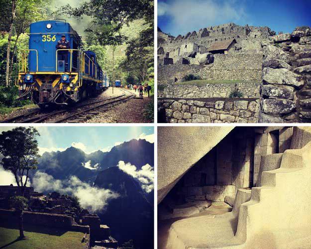 Going Vagabond to Machu Picchu