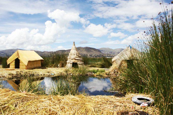 Going Vagabond to Puno