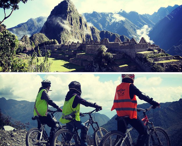 Going Vagabond - Jungle Trek to Machu Picchu
