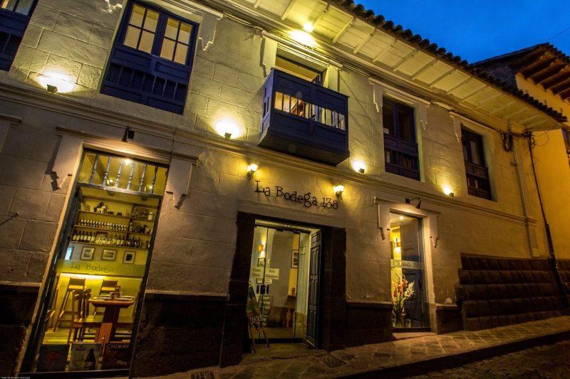 La Bodega 138 in Cusco.