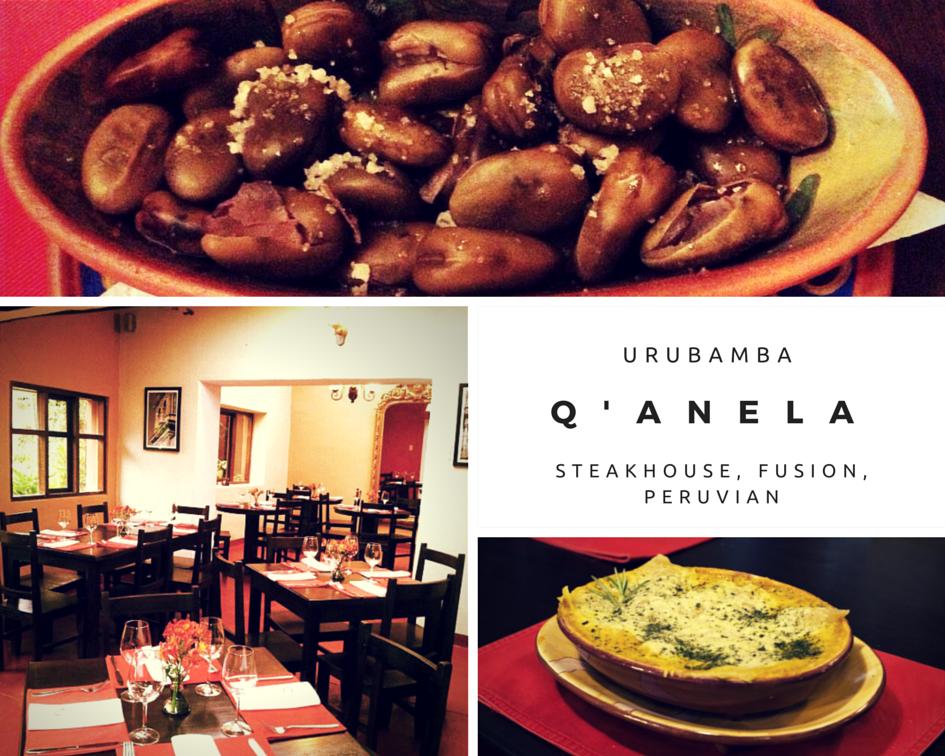 Q'anela restaurant