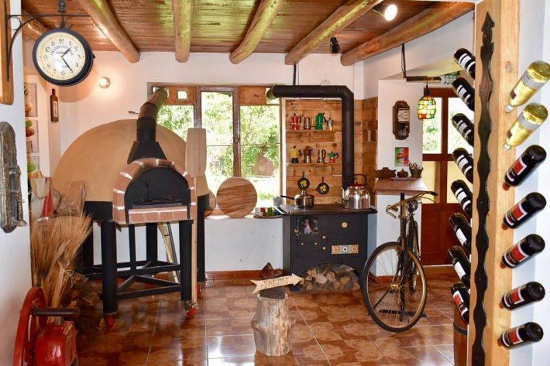 Antica Osteria restaurant in Pisac.