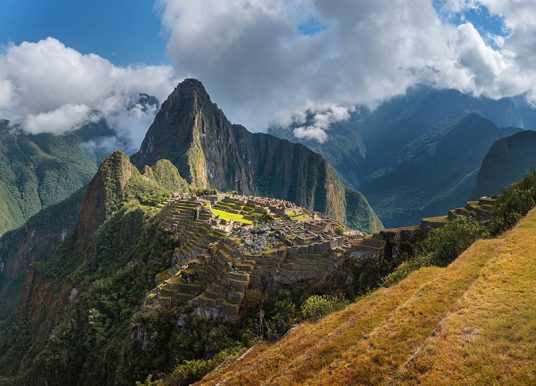 Your 4 Hiking Options at Machu Picchu