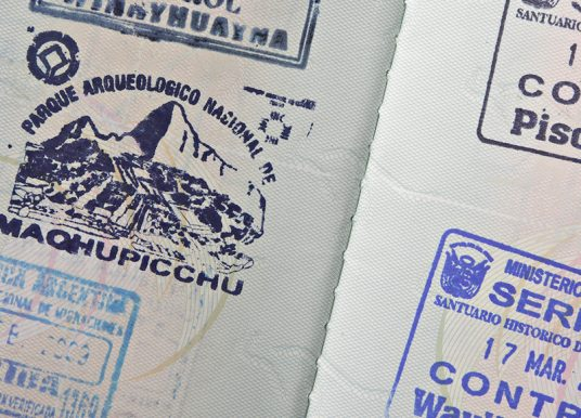 ⚠ Important Visitor Info for Machu Picchu [July 1, 2017]