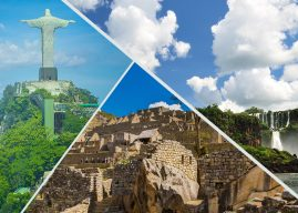 South America Wonders Tour: 3 Amazing Places in 11 days