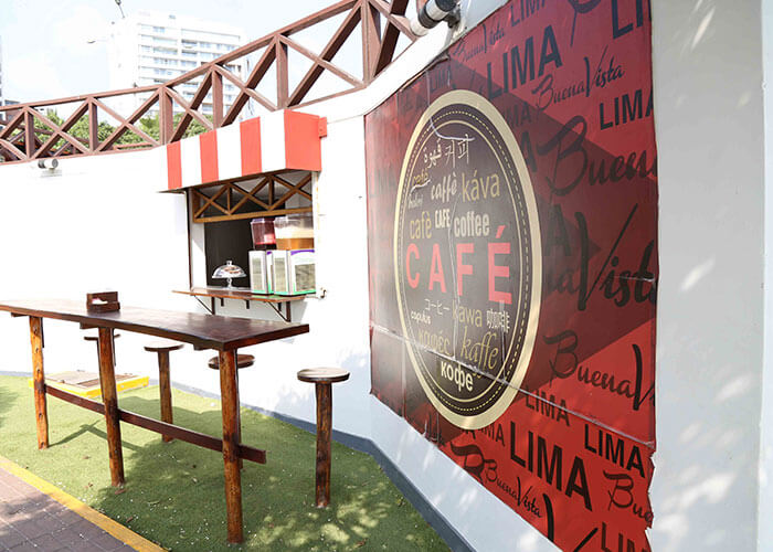 Buenavista Cafe in Miraflores