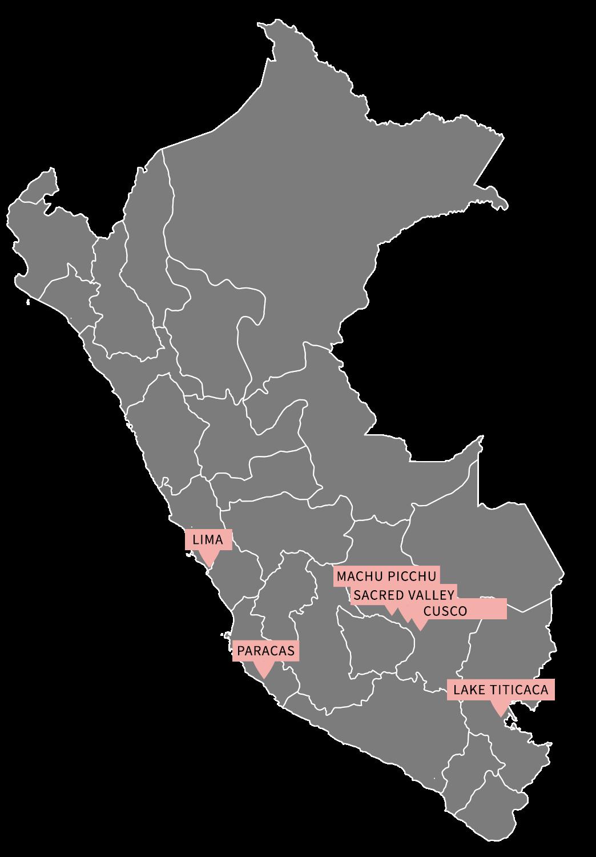 Peru honeymoon adventure itinerary