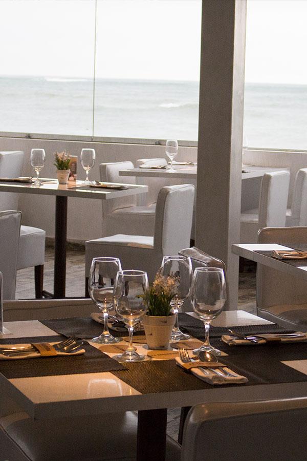 Fine dining restaurant in Lima, Peru