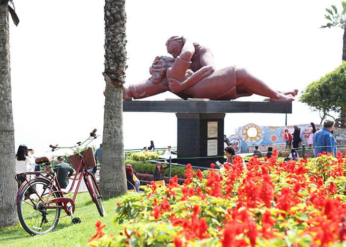 Parque del Amor in Miraflores