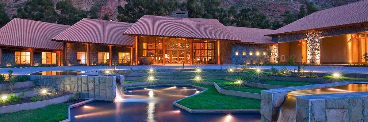 Tambo del Inka hotel in Cusco's Sacred Valley