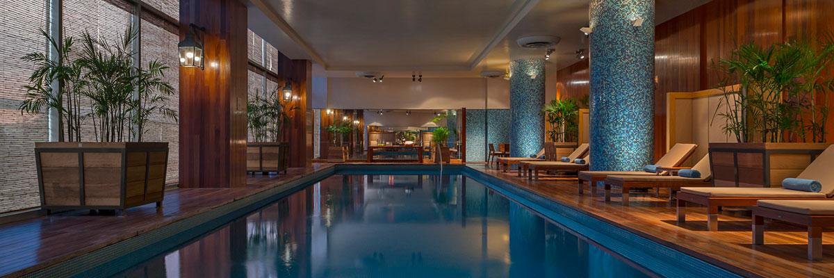 The Westin hotel in Lima, Peru