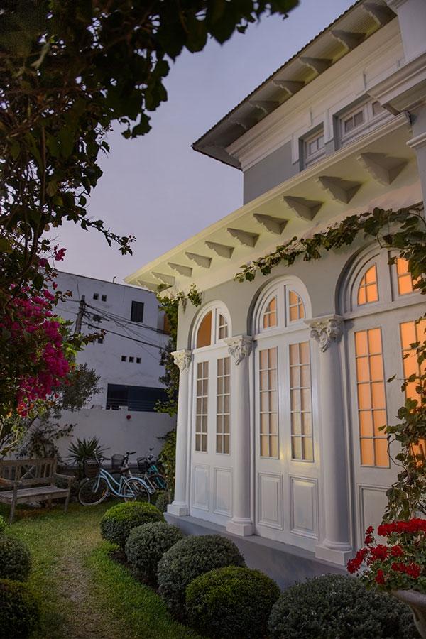 Villa Barranco hotel in Lima, Peru
