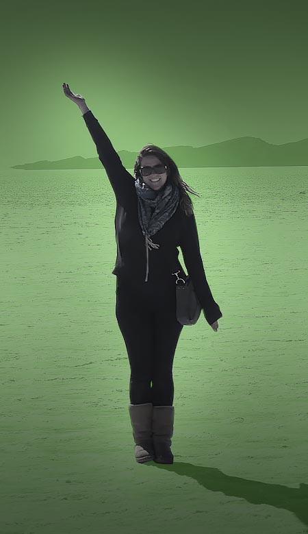 Chelsey Rickert, travel advisor at Peru For Less.