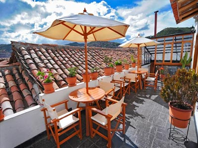 Boutique San Blas Hotel Cusco video