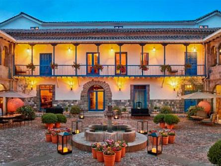 Palacion del Inka