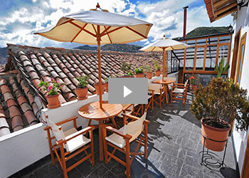 Boutique San Blas Hotel Cusco video