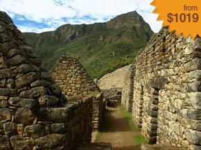 Heart of the Inca - Cusco & Machu Picchu