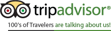 Trip Advisor - 100´s of Travelers are talki