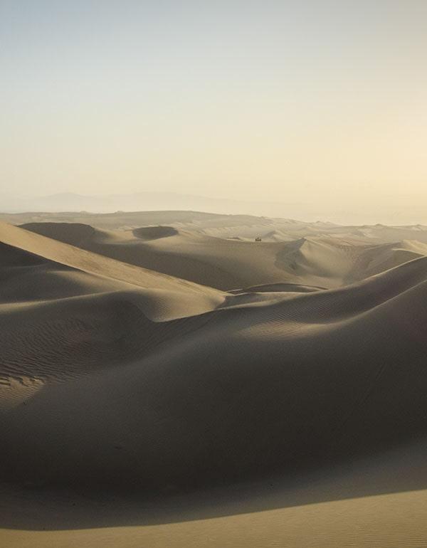 Desert of Paracas