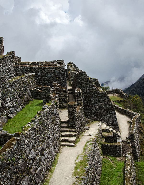 Hidden Sites on Inca Trail