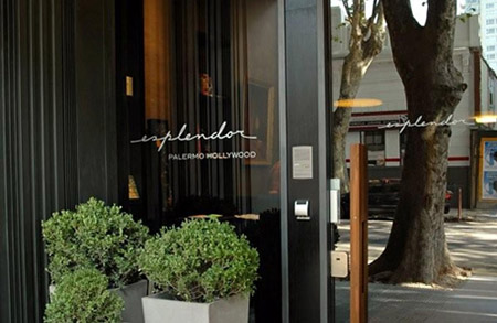 Esplendor Palermo Hollywood Buenos Aires Entrance Argentina 5 Star Hotels Vacation