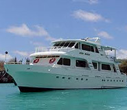 Aida Maria picture, Galapagos cruises, Peru For Less