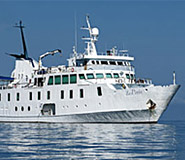 La Pinta picture, Galapagos cruises, Peru For Less