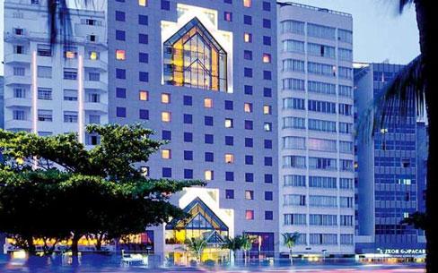 Exterior Of The Hotel Jw Marriott Rio De Janeiro Peru For Less