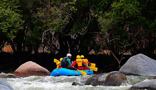 More information on the Rafting Colca Tour