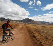 More pictures from biking tours in Cusco