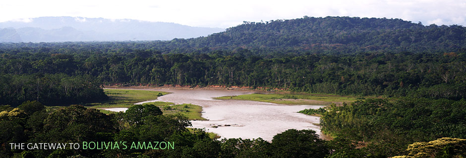 The Gateway to Bolivia's Amazon